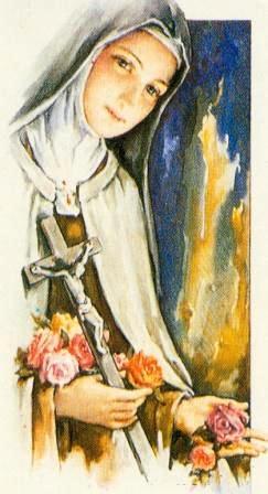Znalezione obrazy dla zapytania św. teresa od dzieciątka jezus